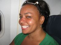 on the airplane comming home form a week va-ca in dominician republic whoo hoo april 2007