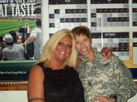 me and one of my best friends Stacy. I am on the right..2010